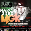 Event: MGK Live in Concert at The Amphitheatre Sat March 23rd [YBor]