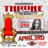 "Event: Da General 813 ""Throne Vol 1″ Release Party Wed April 3rd at Level III [Tampa]"